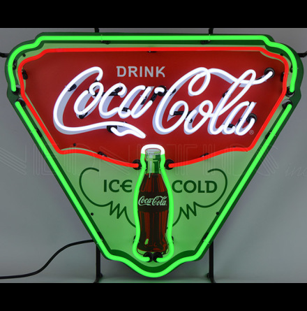 Coca Cola Ice Cold Shield