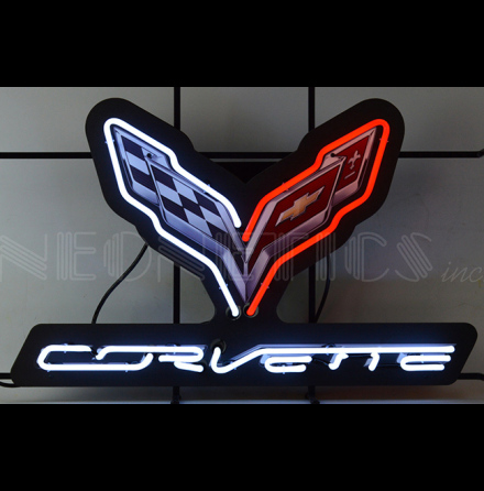 Corvette C7 Emblem